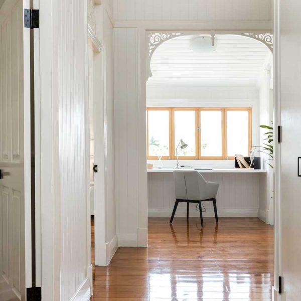 Arcadia Hallway