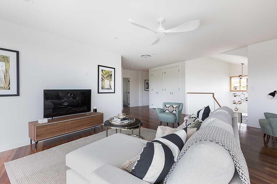 Arcadia living room